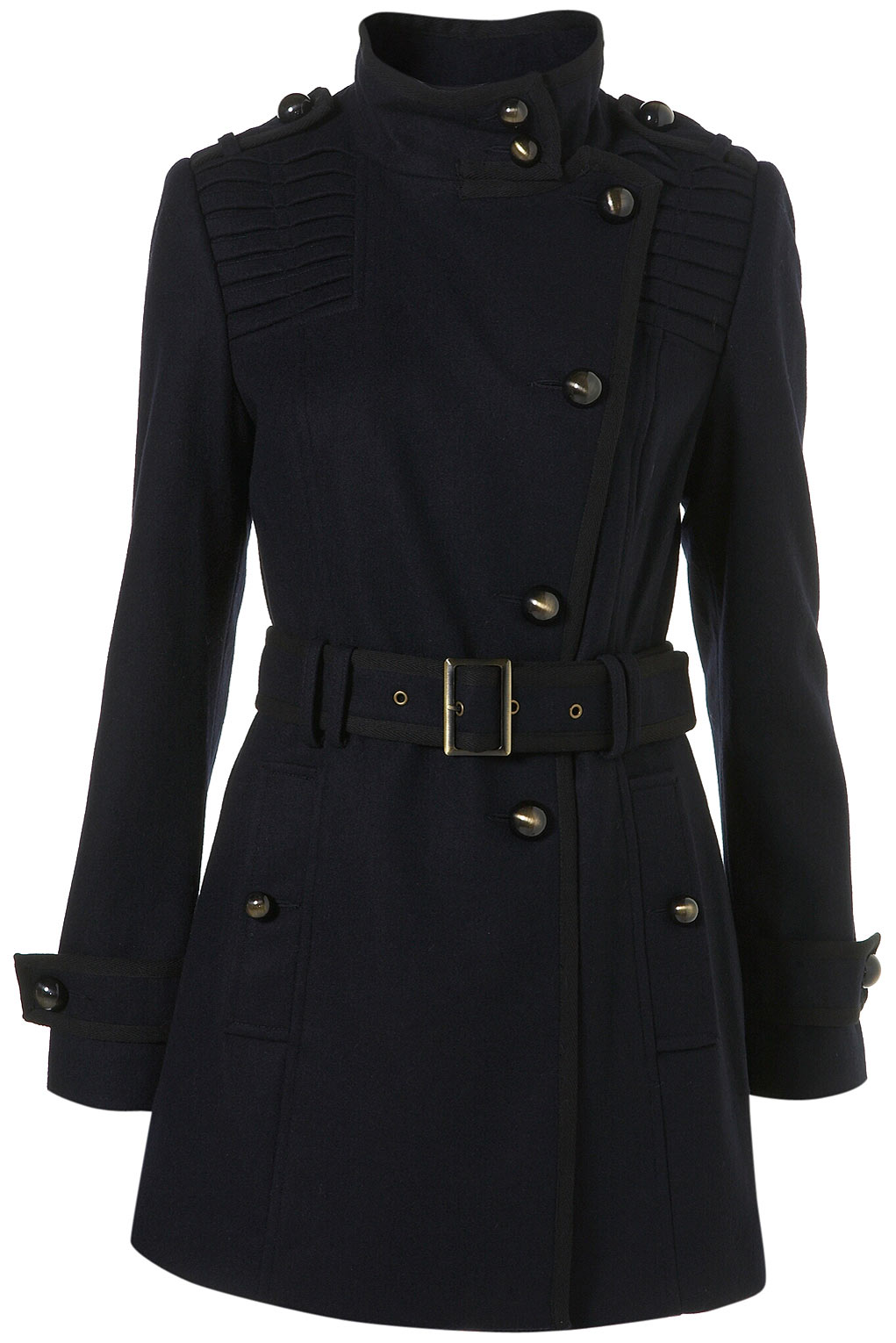 Military Coats Revised | Haute Galore
